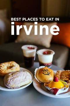 Best Places to Eat in Irvine California // localadventurer.com