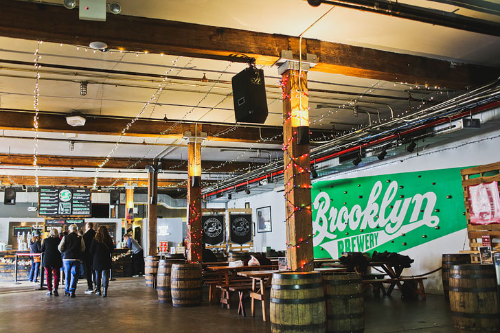 Brooklyn Brewery Tours - Your Complete List of Free Things to Do in New York // Local Adventurer