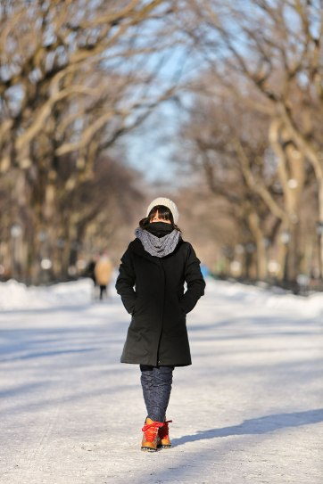 What to Wear in New York in January and February + Best Outerwear New York City // Local Adventurer
