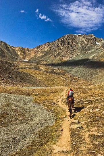 Horse Trek to Ala Kol Lake Kyrgyzstan // localadventurer.com