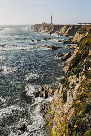 Point Arena Lighthouse in Mendocino + The Most Incredible Stops on Your PCH Road Trip // localadventurer.com