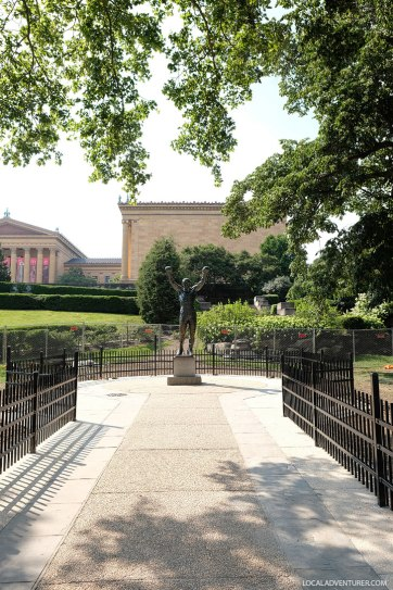 25 Fun Free Things to Do in Philadelphia Pennsylvania - Everything from Historic Sites to Brewery Tours // localadventurer.com
