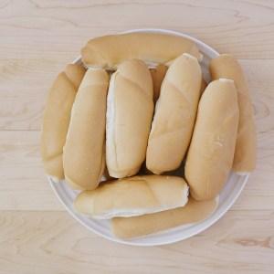 Northgate Bakery White Hot Dog Buns (12)