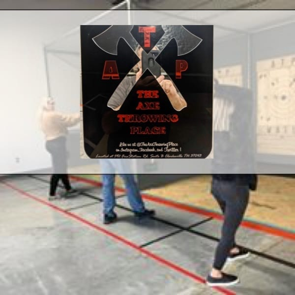 The Axe Throwing Place