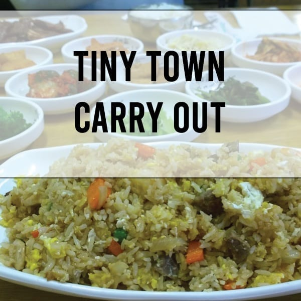 Tiny Town Carry Out
