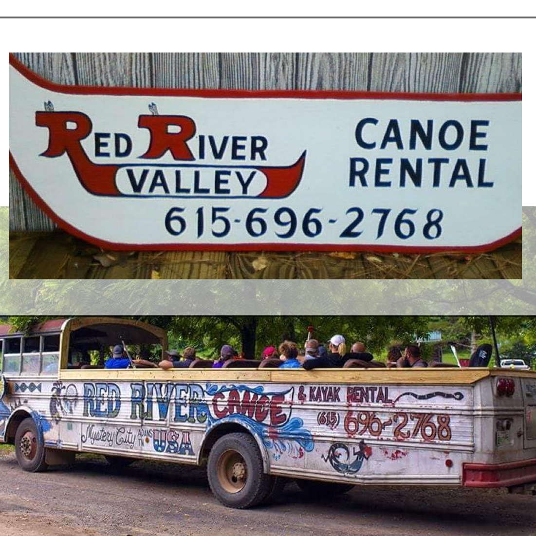 Red River Valley & Canoe Rental