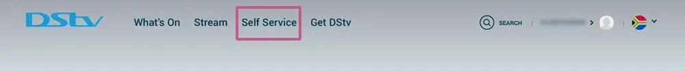 DStv Check Your Balance DStv Self Service Menu