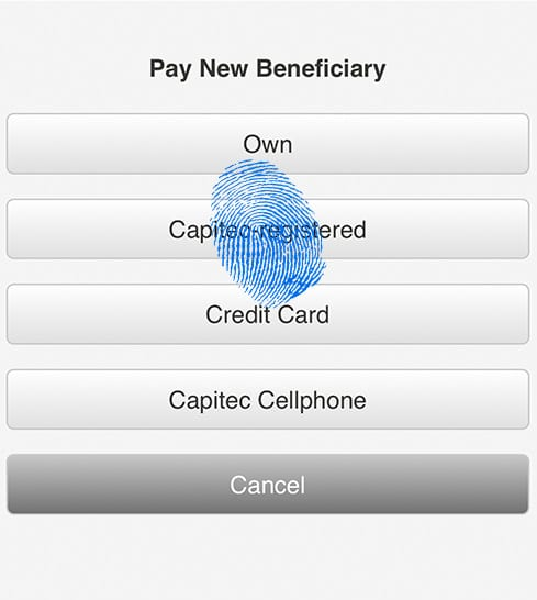How To Pay My DStv Account With The CApitec App On My Mobile Phone Add Capitec Registered
