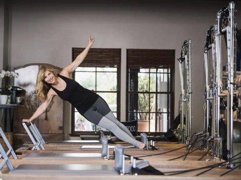 Darci Brawley - Pilates On Purpose