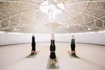 TBP Yoga dome