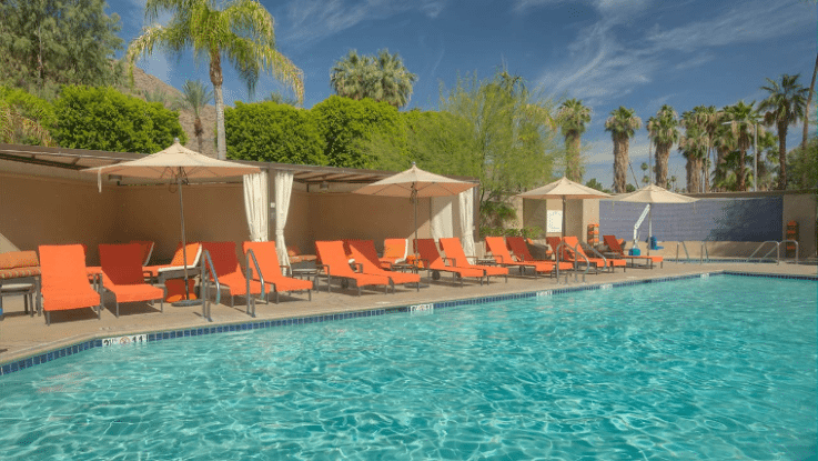 Photo Sourced From: Hyatt Palm Springs Website