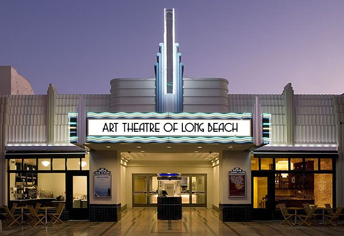 Photo Sourced From: The Art Theatre of Long Beach Website
