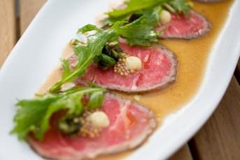 Lionfish NY Steak Tataki 1
