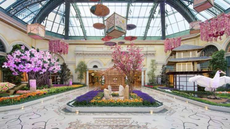 Photo Sourced From: BELLAGIO Website