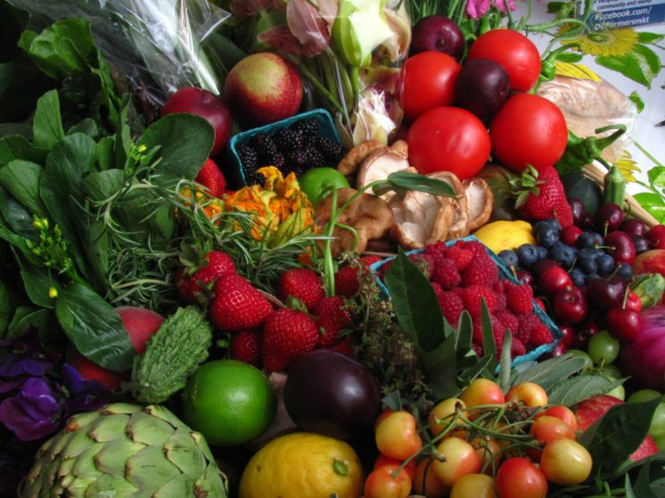 Photo Sourced From: CALIFORNIA FARMERS' MARKETS ASSOCIATION Website
