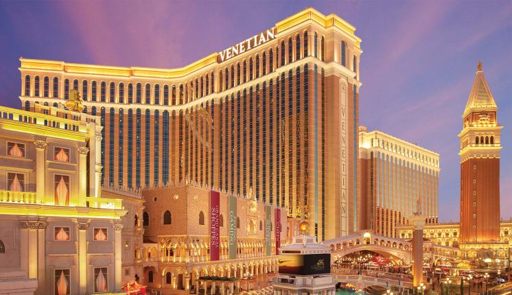 Photo Sourced From: The Venetian Website