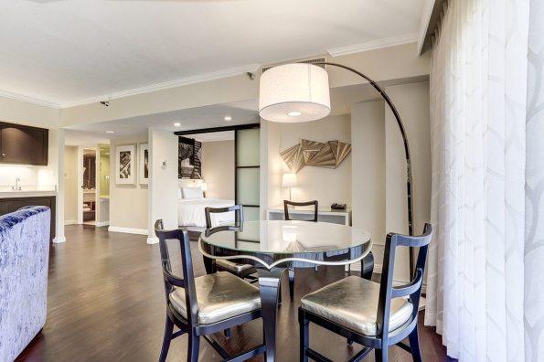 Executive Suite Living Area 4