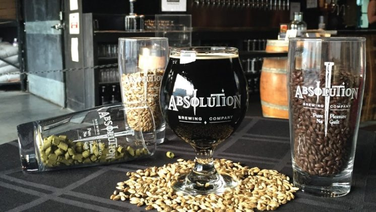 Photo Sourced From: Absolution Brewing Company Google Plus