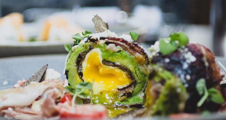 'Rolling Stone' Egg Dish