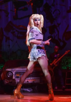 Hedwig & the Angry Inch Belasco Theatre Darren Criss Rebecca Naomi Jones