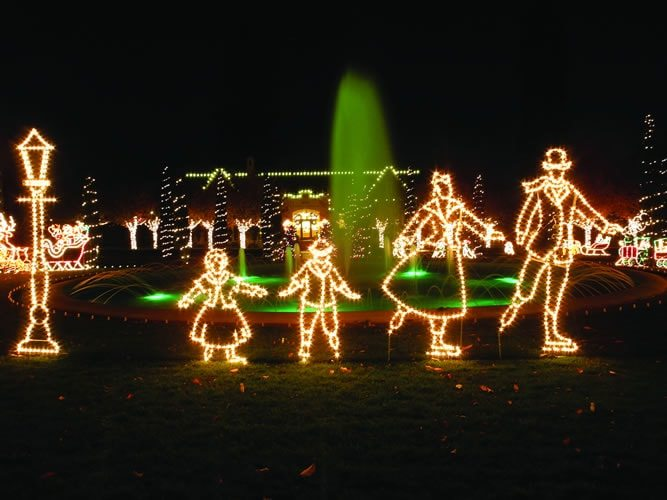 6 cool places to view bay area christmas lights