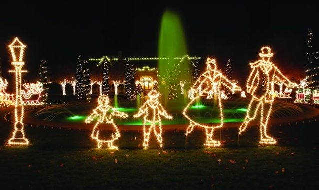 6 cool places to view bay area christmas lights - Bay Area Christmas Lights