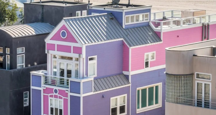 Is This an IRL Barbie Dream House? - Locale Magazine