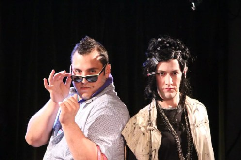 Andy Arena as Damian and E K Dagenfield as Janis Ian