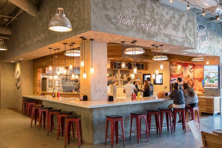 Orange County Food Halls