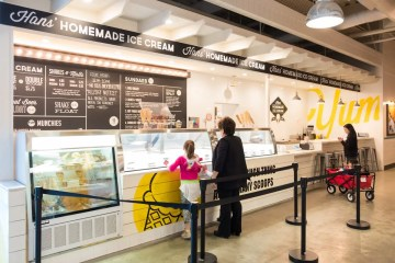 Orange County Food Halls