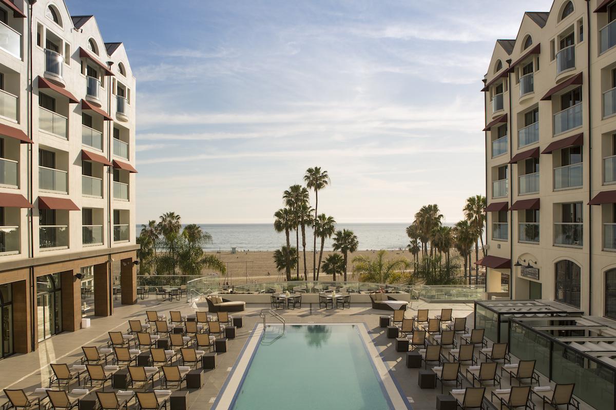 Loews Santa Monica Beach Hotel 2