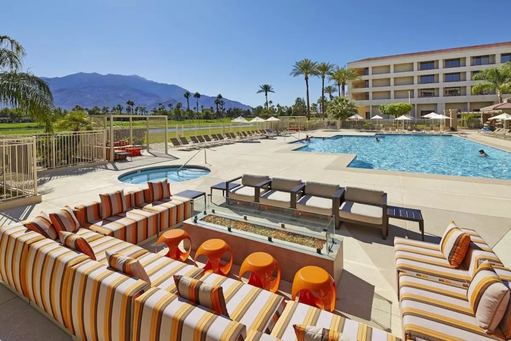 DoubleTree Palm Springs Golf