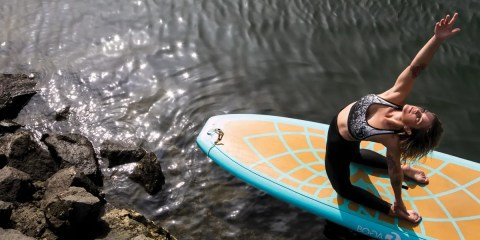Unique Yoga Classes in California