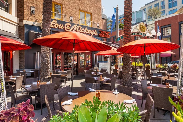 Lou and Mickeys, San Diego Gaslamp, King Seafood Company