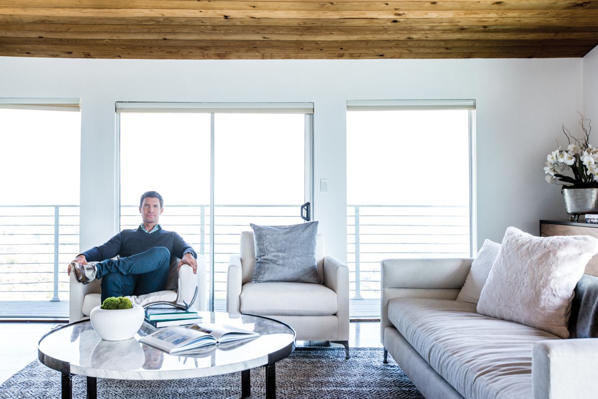 Jeff Lewis Design Living Room