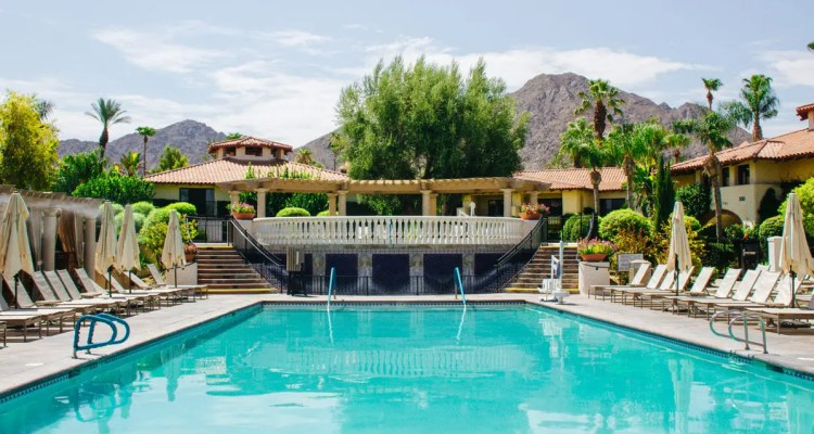 pools in greater palm springs