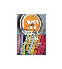 """Dinner with Georgia O'Keefe"" by Robyn Lea 503found $50 www.503found.com"