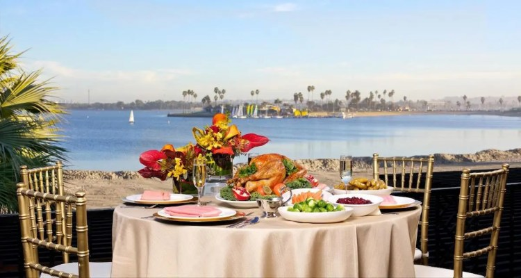 San Diego Restaurants Serving Thanksgiving Meals