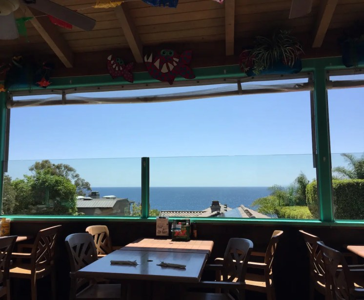 Orange County S Best 180 Degree Ocean View Restaurants