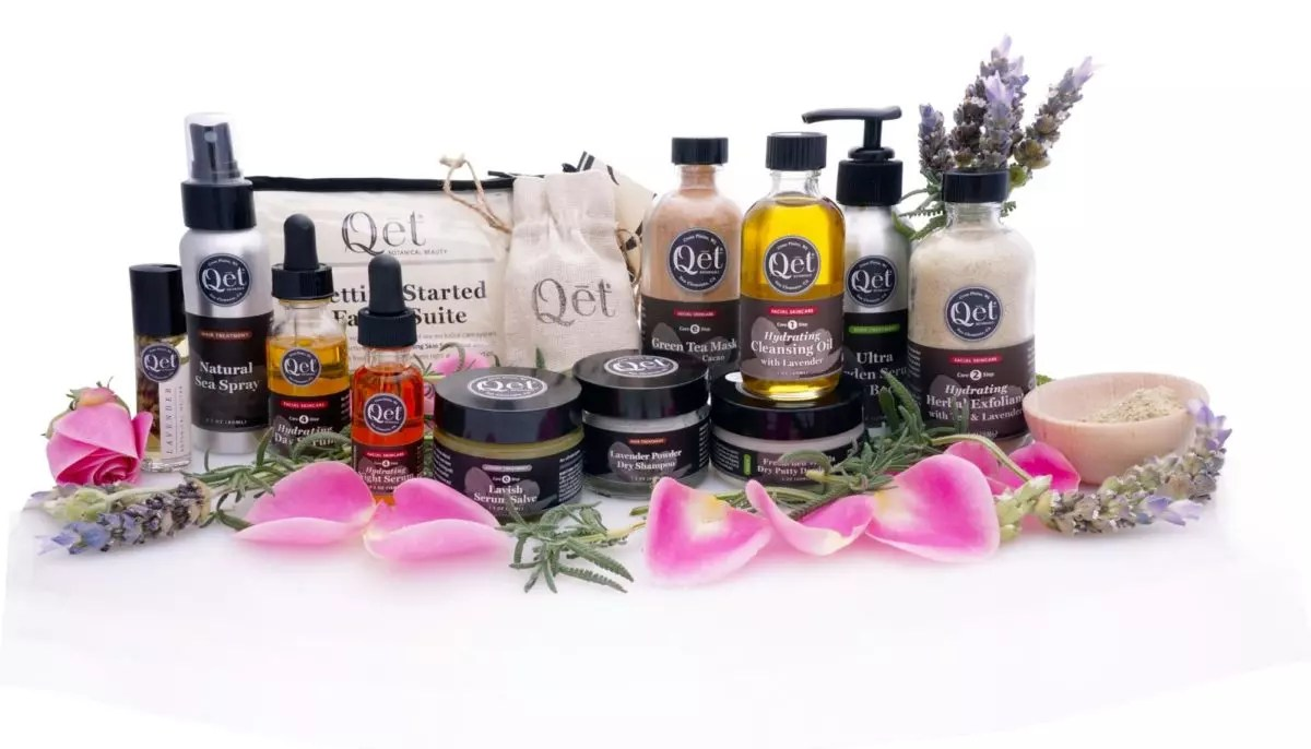 Photo Provided By Qet Botanticals