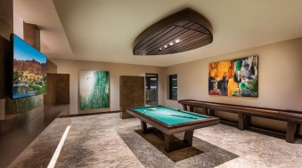 BIGHORN Mens Locker Room Billiards