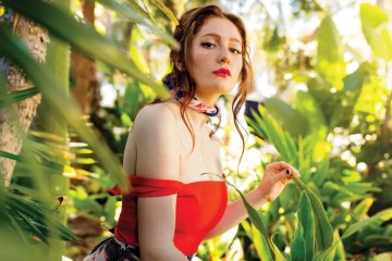 Emma Kenney Cover