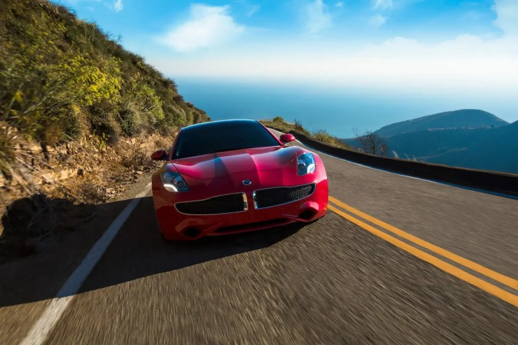 Photo Provided By Karma Automotive