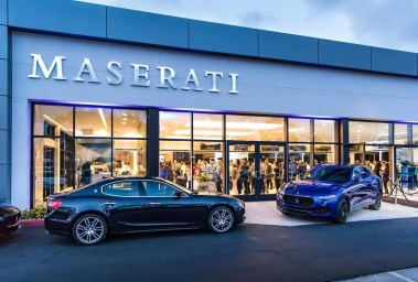 experience timeless luxury at maserati of san diego's new location