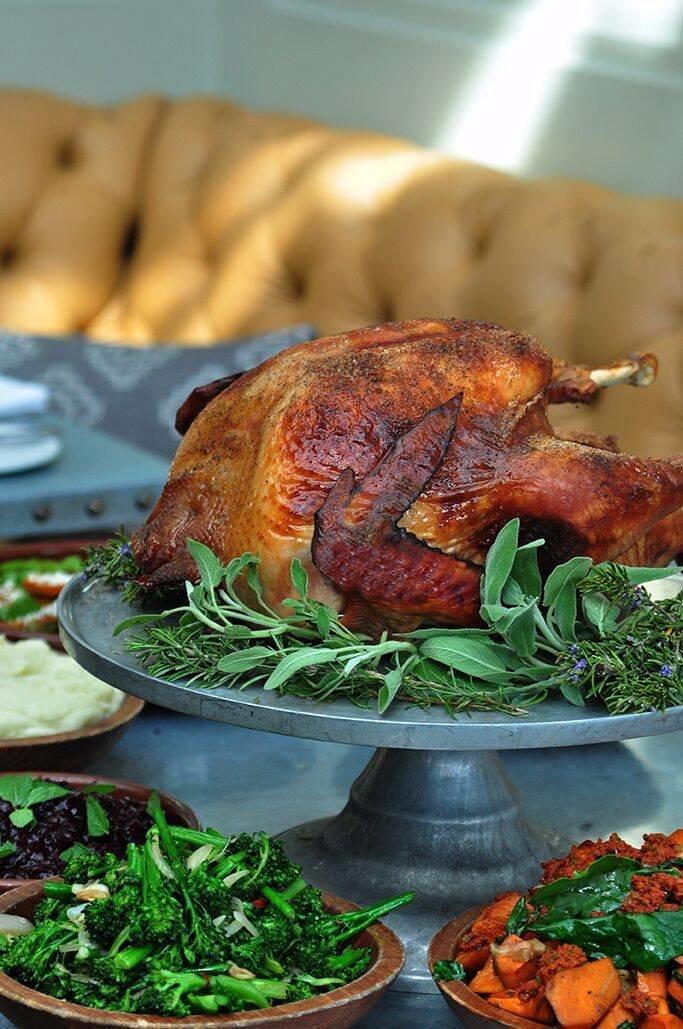Thanksgiving Dinner in LA