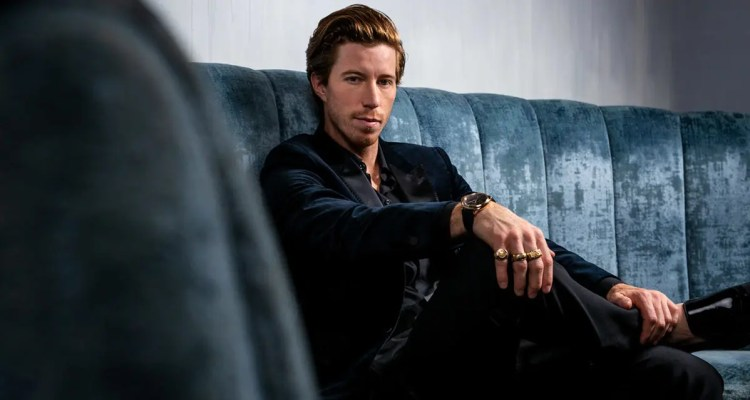 Cover Star And Three Time Olympic Gold Medalist Shaun White Is So