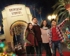 Holidays at Universal Studios Hollywood