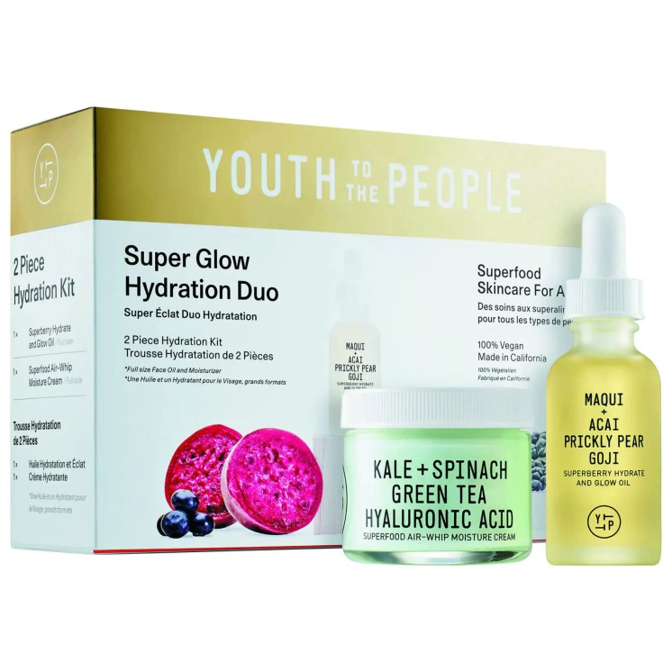 Youth To The People Kit