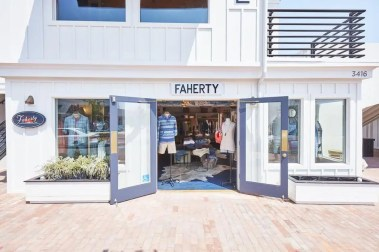 faherty store front