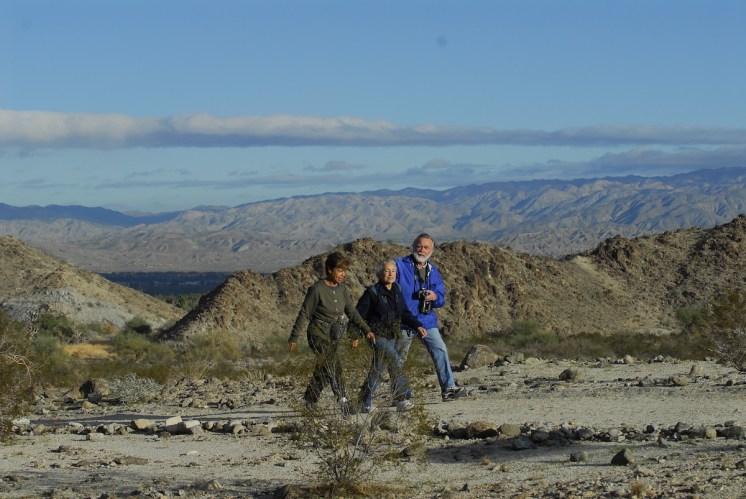 Hiking 1, The Living Desert